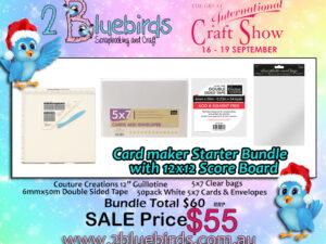 Card Maker Starter Bundles