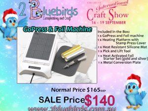 GoPress & Foil Machine Special